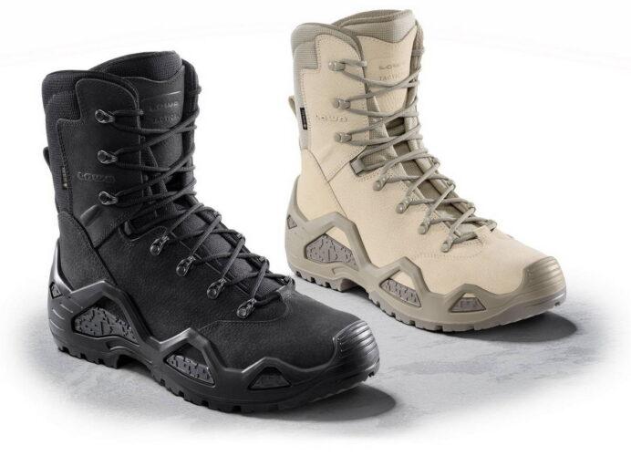 Тактические ботинки Z-8N GTX C