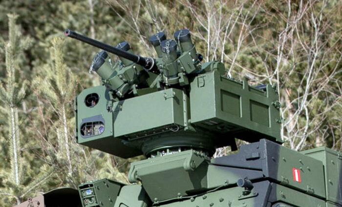 Оружейная станция БТР BvS10 AUT