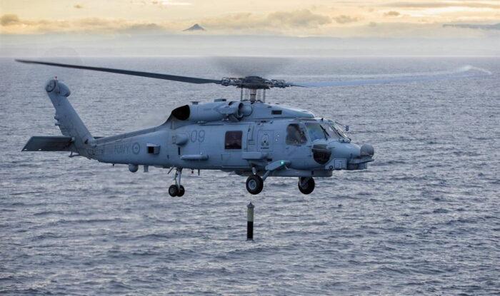 Вертолет MH-60R Seahawk