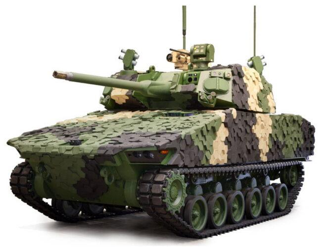 """""""Гриффин III"""" конкурсное предложение от  General Dynamics"""
