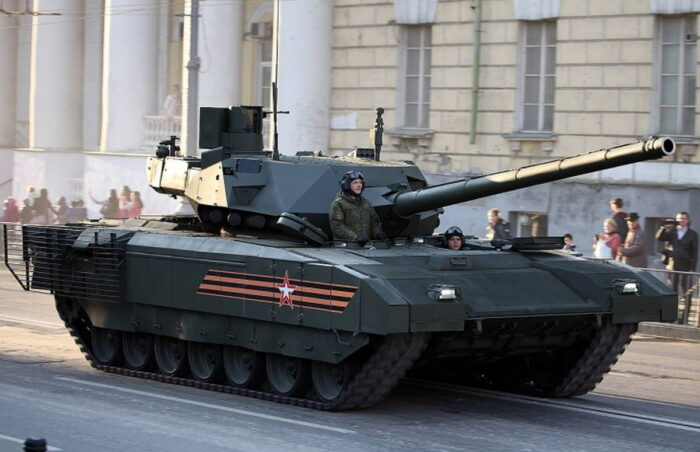 "Российский танк Т-14 ""Армата"""
