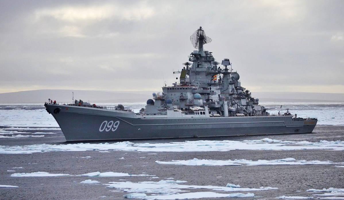 Интересы России в Арктике требуют новых кораблей