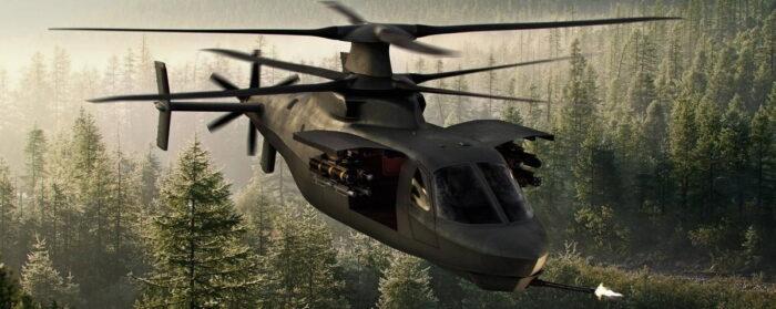 Разработка разведывательно-ударного вертолета армии США продолжается