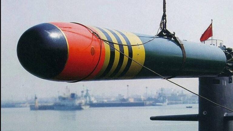 Торпедное оружие ВМС Китая