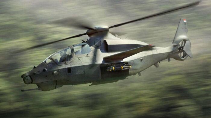 Модель 360 Invictus от Bell Helicopter Textron Inc.