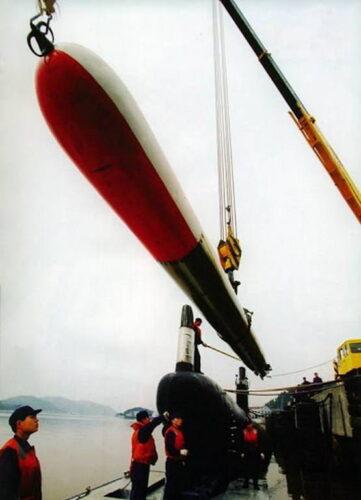 """Торпедное оружие Китая. Изделие""""Рыба-1"""""""
