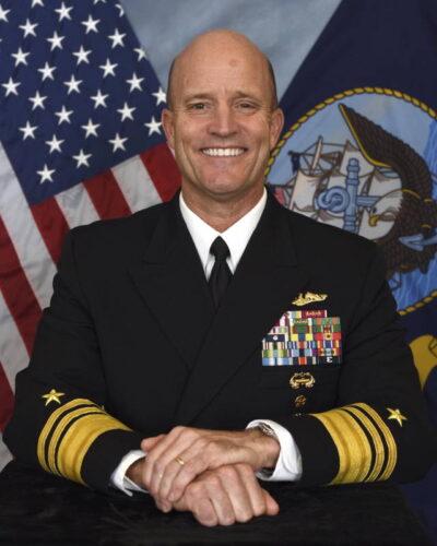 Вице-адмирал Уильям МЕРЦ