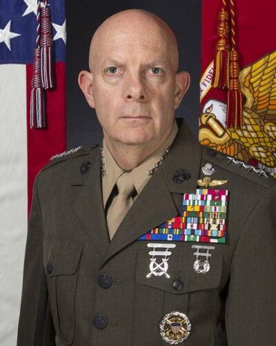 Генерал Дэвид БЕРГЕР