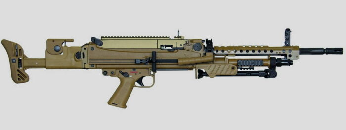 Пулемет MG5A2