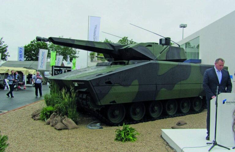 БМП Lynx – новое семейство гусеничной техники