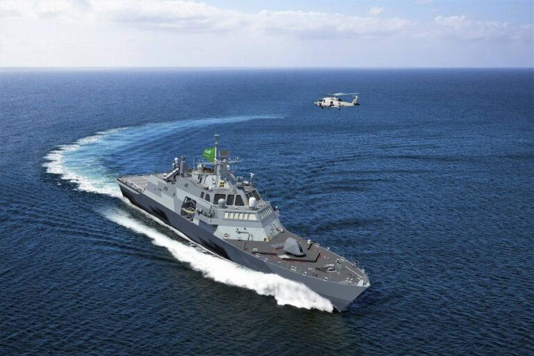 ВМС Саудовской Аравии приобрели американские корветы проекта MMSC
