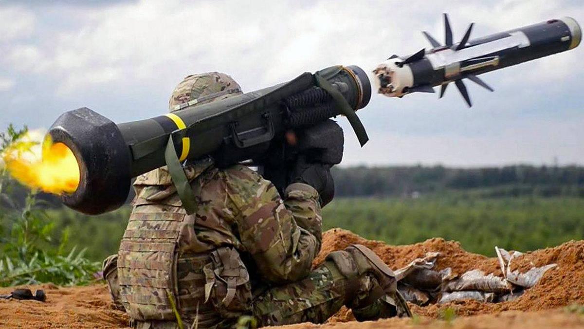 Выпущена новая модификация ПТУР «Джавелин»