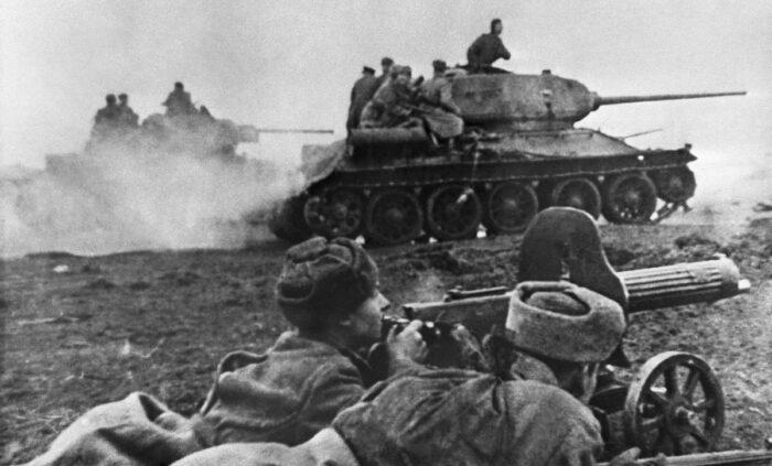 Советское оружие Победы