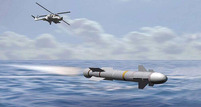 Новая противокорабельная ракета от MBDA