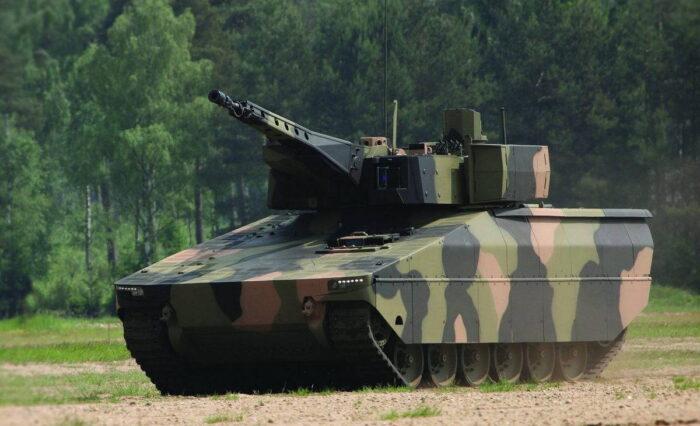 БМП Lynx 31