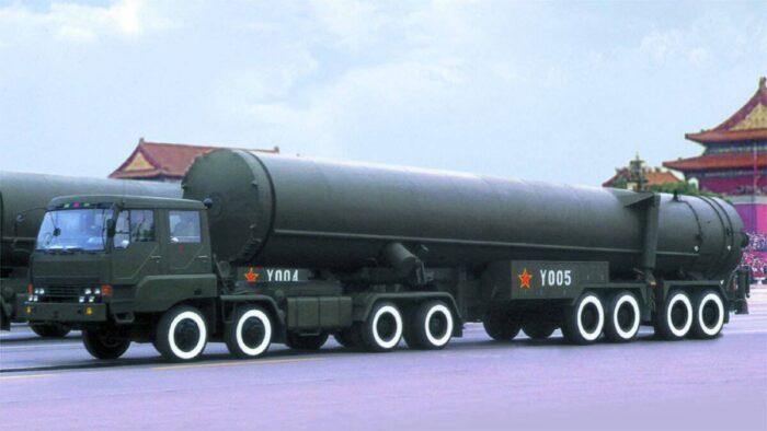 МБР НОАК DF-31