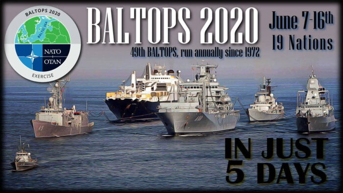 BALTOPS 2020 — сигнал России