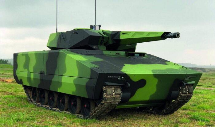 БМП Lynx KF41 для Чехии