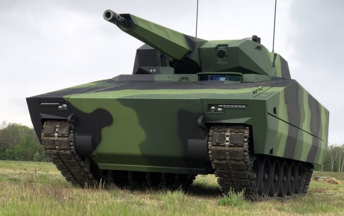 БМП Lynx KF41