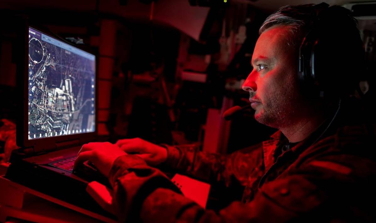 Цифровая система боевого управления поступила в войска бундесвера