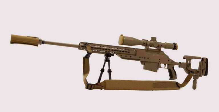 Средняя снайперская винтовка СВ Австрии