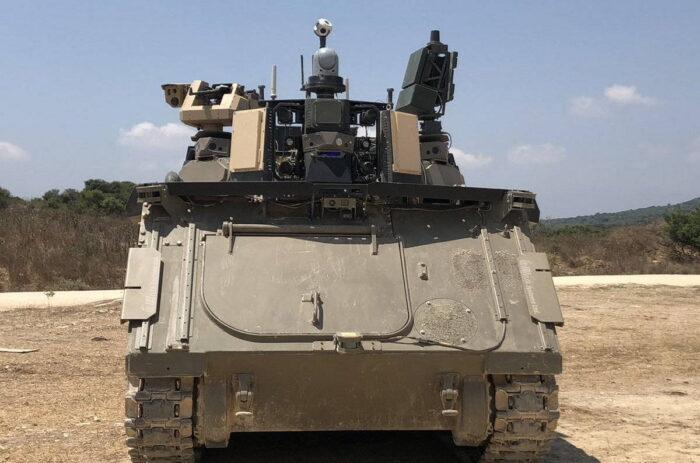 БТР М-113 как суррогатная платформа