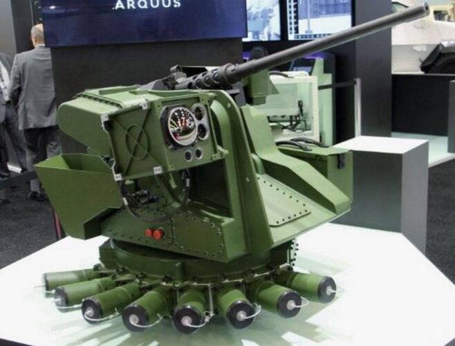 Оружейный модуль Hornet