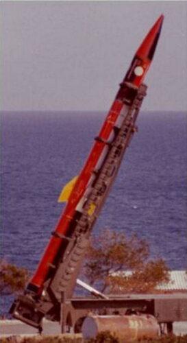 Ракета «Иерихон-1»