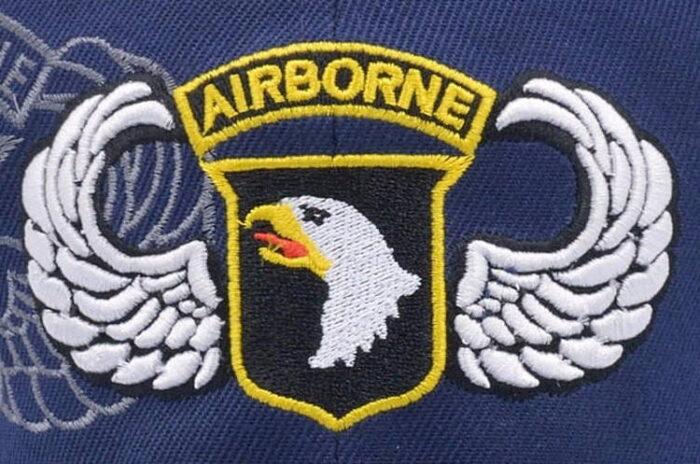 Эмблема 101 вдд армии США