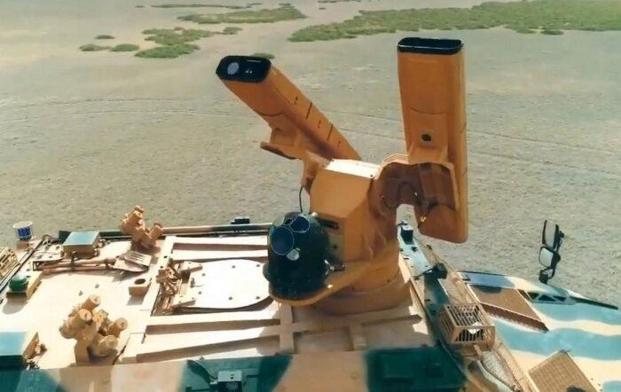 Комплекс ПВО «Сунгур» укрепит войсковую оборону Турции