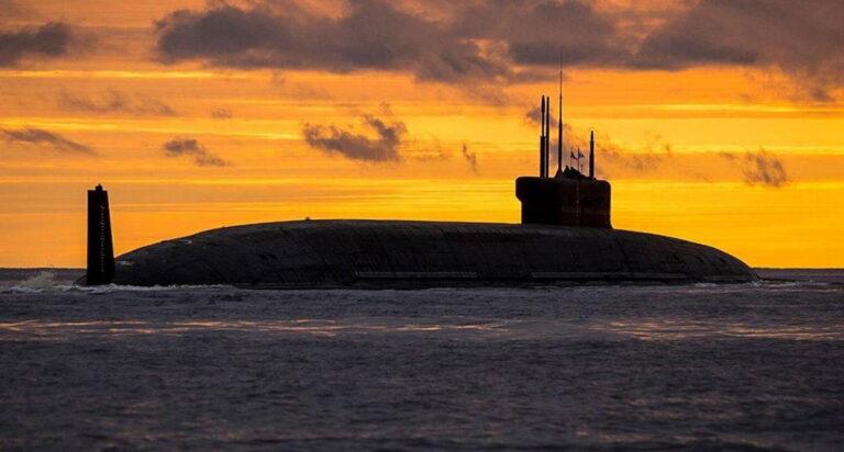 Атомная подводная лодка России «Князь Владимир» и проект «Борей-А»