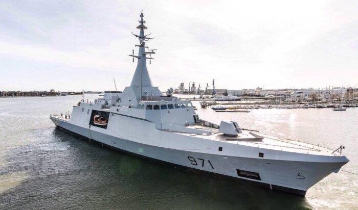 Корвет El Fateh, 971, ВМС Египта, проекта Gowind 2500