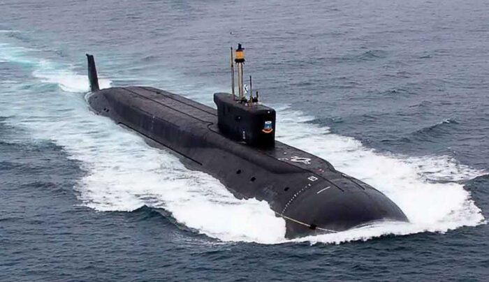 Атомная подводная лодка России «Князь Владимир»