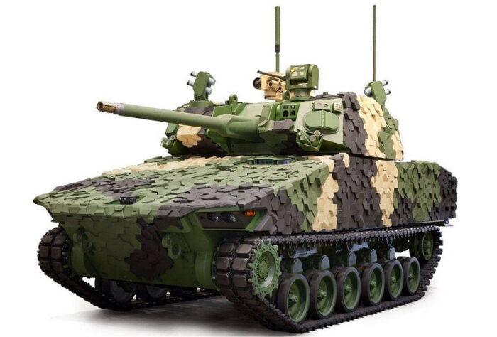 Предложение General Dynamics БМ Griffin III