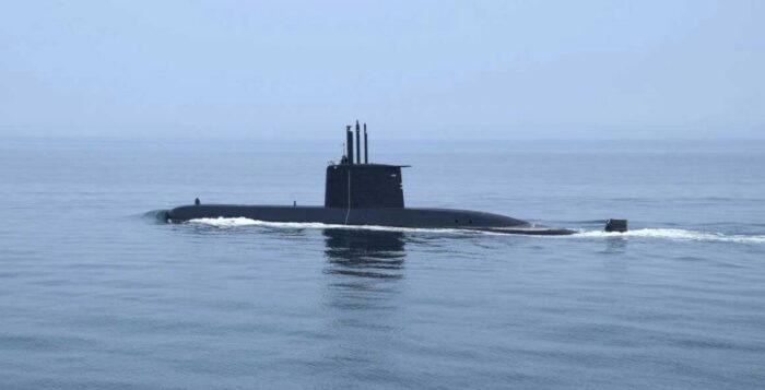 ПЛ типа 209/1400mod ВМС Египта