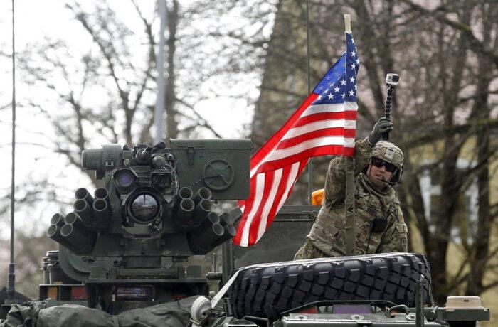 5 корпус армии США