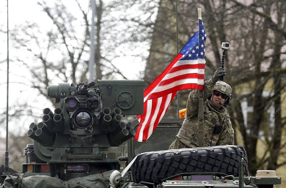 Армия США разместит передовой штаб 5-го корпуса в Польше