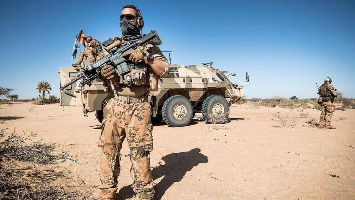 Бундесвер готовит спецназ Нигера