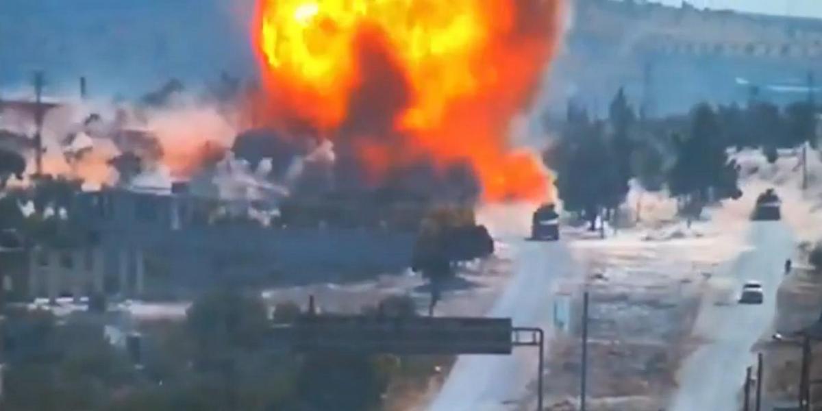 Самодельные взрывные устройства исламистов