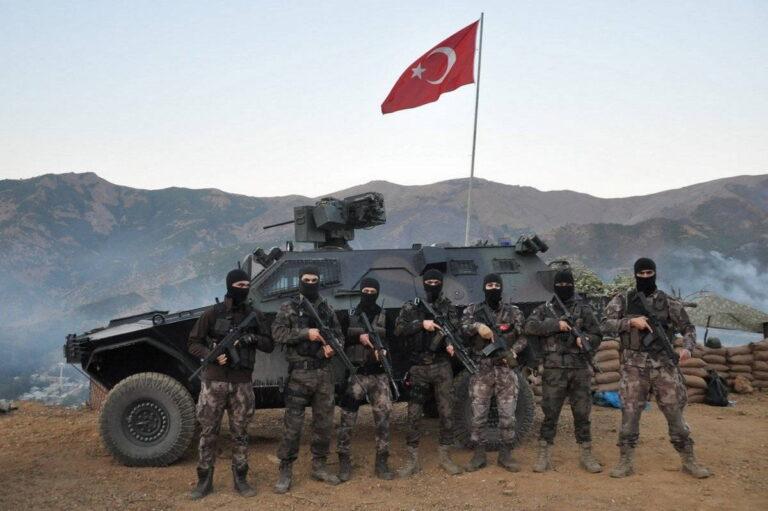 Бюро специальных операций полиции Турции