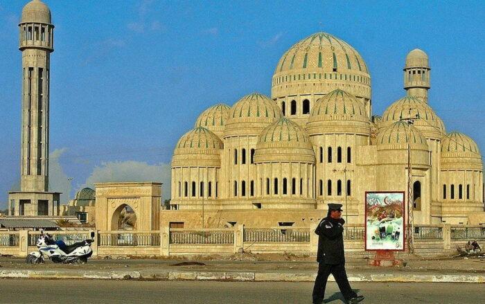 Иракский Мосул до захвата ИГ