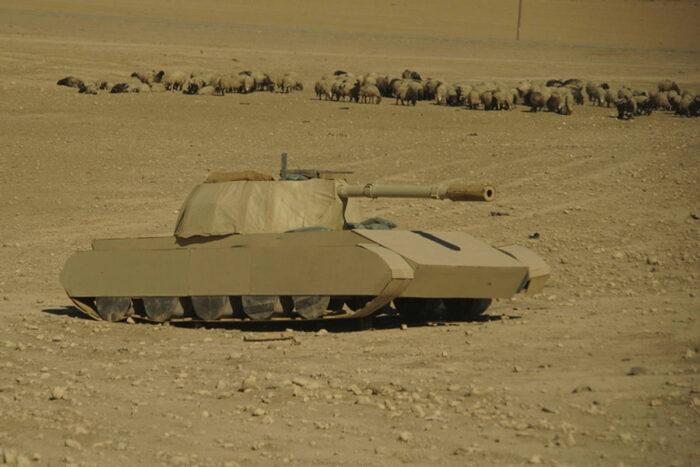 Макет танка ИГ. Ноябрь 2016 г.
