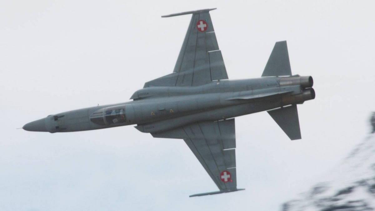 ВВС Швейцарии: сложный выбор нового истребителя