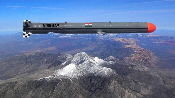 Индийская КР в испытательном полете