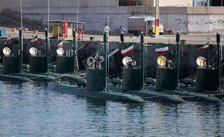 ВМС Ирана готовятся выйти в открытый океан