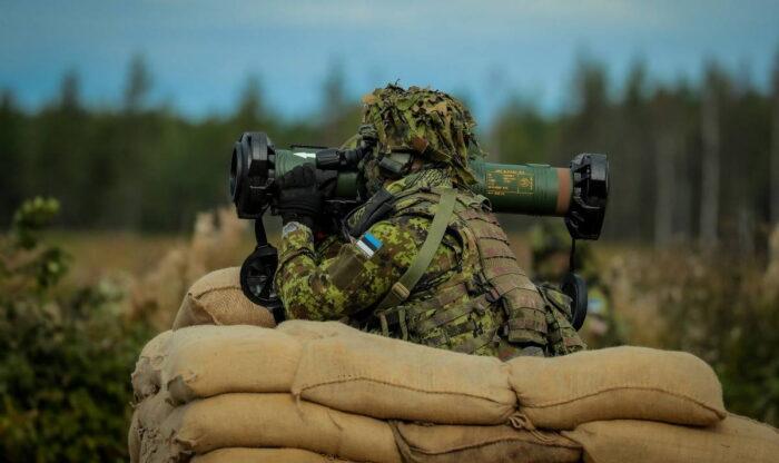 Высокоточный боеприпас для ВС Эстонии