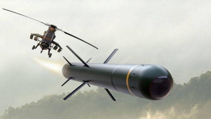 Ударный вертолет «Тигр» получит новую ПТУР