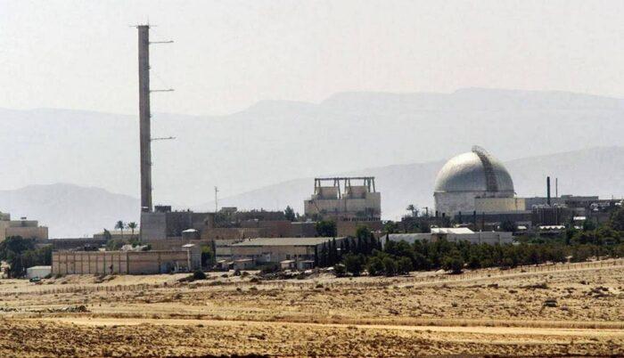 Атомный комплекс Израиля Dimona