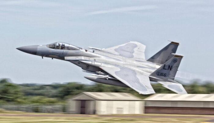 Истребитель F-15X