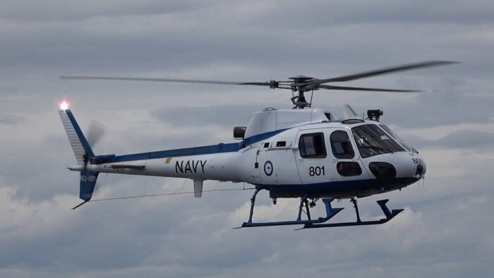Вертолет AS350 «Squirrel»